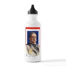 Taft for President Sports Water Bottle