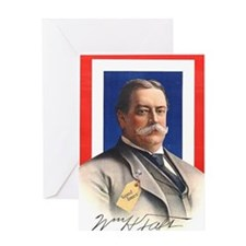 Taft for President Greeting Card