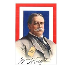 Taft for President Postcards (Package of 8)