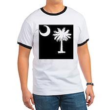 South Carolina Palmetto State Flag T