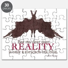 Alan Watts, Reality is an Rorscach Ink-Blot Puzzle