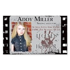 Addy Miller 11x17 Poster Decal
