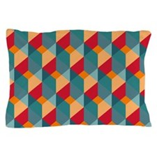 Optical Steps Bold Pillow Case