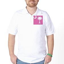 South Carolina State Palmetto Flag T-Shirt