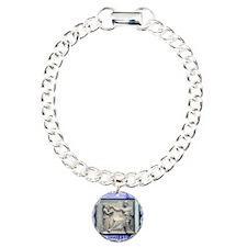 Ancient Laptop Charm Bracelet, One Charm