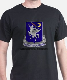 DUI - 160th Special Operations Aviati T-Shirt