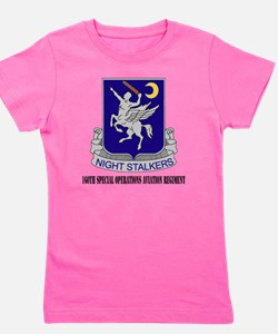 DUI - 160th Special Operations Aviation Girl's Tee