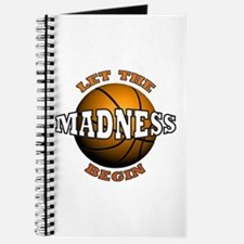 The Madness Begins Journal