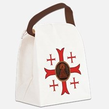 Seal of the Knights of King Solom Canvas Lunch Bag