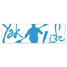 YakLife Logo Bumper Sticker