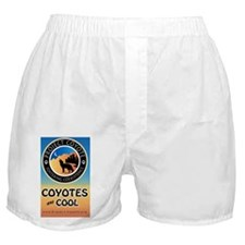 Sticker Decal Boxer Shorts