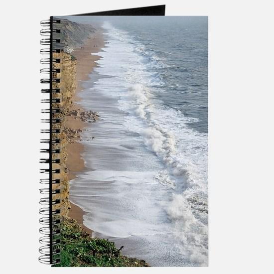 Burton Bradstock cliffs Journal