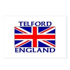 Unique Telford Postcards (Package of 8)