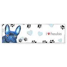 French Bulldog Bumper Bumper Sticker