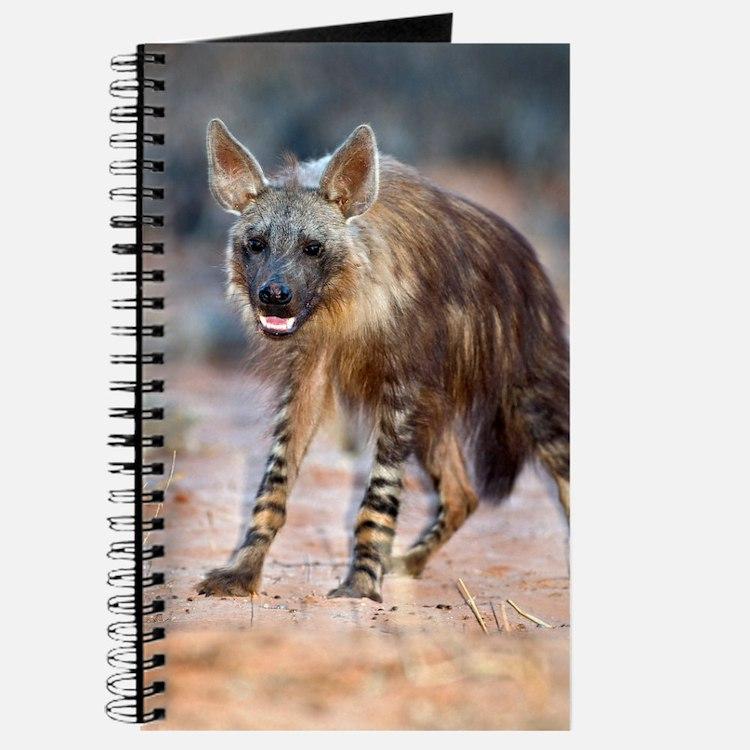 Brown hyena Journal