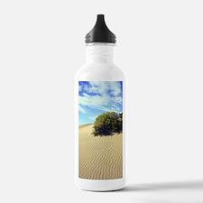 Bushes in pocket deser Water Bottle