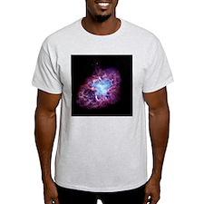 Crab nebula T-Shirt