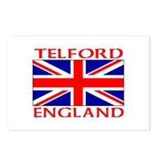 Funny Telford Postcards (Package of 8)