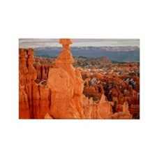 Bryce Canyon in Utah Rectangle Magnet