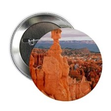 """Bryce Canyon in Utah 2.25"""" Button"""