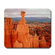 Bryce Canyon in Utah Mousepad