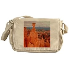 Bryce Canyon in Utah Messenger Bag