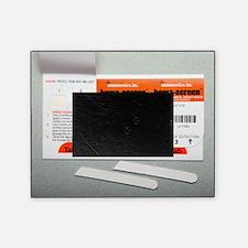 Bowel cancer screening kit Picture Frame