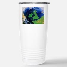 British Isles from space Travel Mug