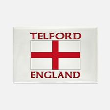 Unique Telford Rectangle Magnet