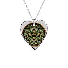 Native American Rosette 11 Necklace