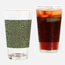 Bristol, UK, aerial image Drinking Glass
