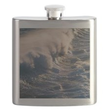 Breaking wave Flask