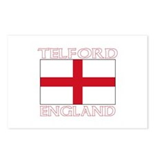 Cool Telford Postcards (Package of 8)