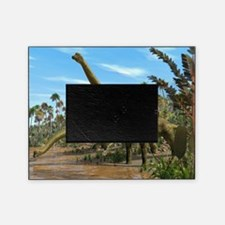 Brachiosaurus dinosaurs Picture Frame