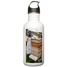 Beekeeper with EpiPen Water Bottle