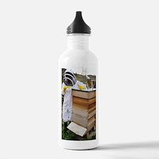 Beekeeper with EpiPen Water Bottle