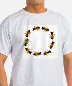 Bees in a circle T-Shirt