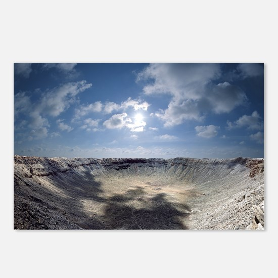 Barringer Crater Postcards (Package of 8)