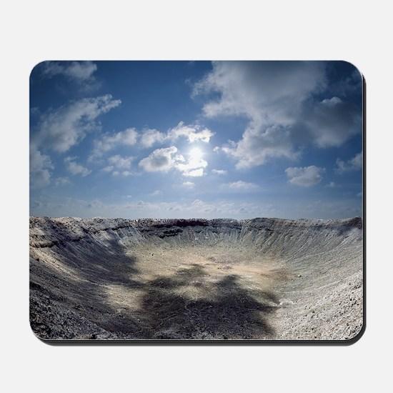 Barringer Crater Mousepad