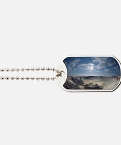 Barringer Crater Dog Tags