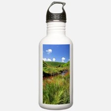 Bank of the River Barl Water Bottle