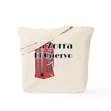 La Zorra y El Cuervo Havana Cuba Tote Bag