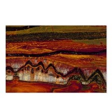 Banded iron formation Postcards (Package of 8)