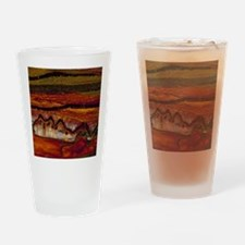 Banded iron formation Drinking Glass