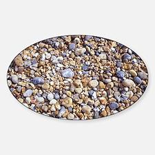 Beach stones Decal