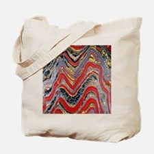 Banded iron formation Tote Bag