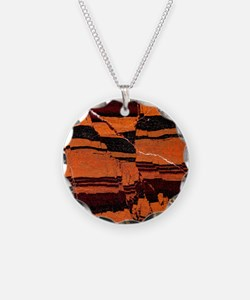 Banded iron formation Necklace