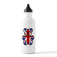 Teddy Jack Bear Water Bottle