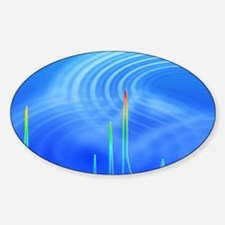 Chromatogram, 2D View Decal