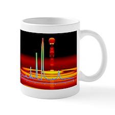 Chromatogram, 2D View Mug